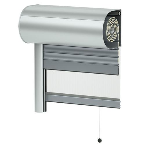 Sistema di tapparelle da esterno in alluminio oopen - Tapparelle da esterno ...